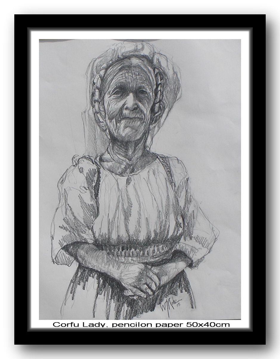 Corfu Lady