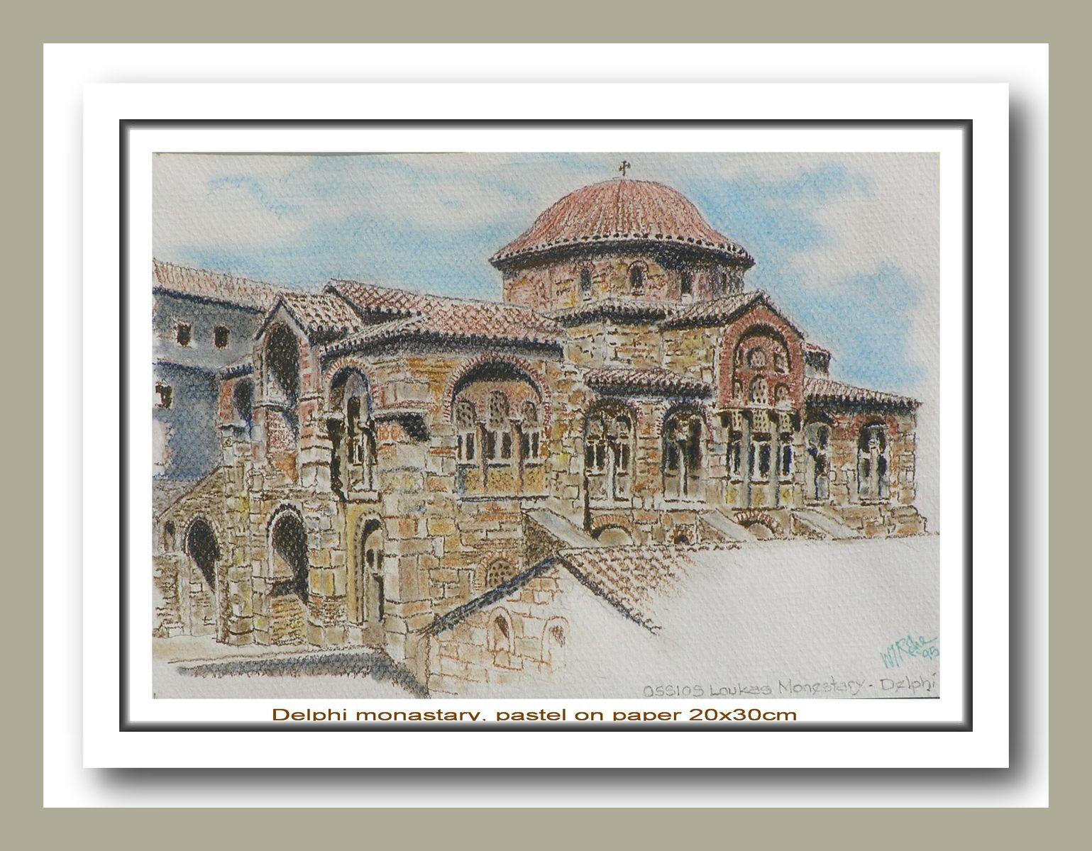 Delphi Monastery